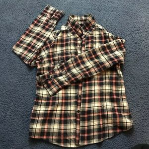 Plaid Flannel Bundle